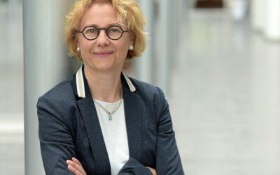 Daniela Zieglmayer wechselt in den E.DIS-Vorstand