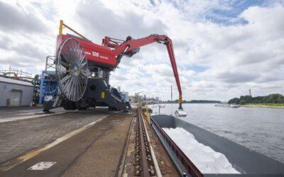 Covestro und NPRC planen Einsatz von Binnenschiffen mit Wasserstoffantrieb