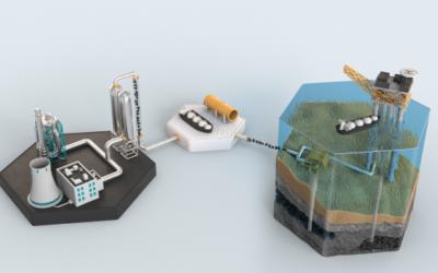 Reservoir für CCS-Projekt Greensand zertifiziert
