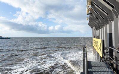 Umrüstung der Mittelplate-Versorgerflotte auf Wasserstoff-Hybrid-Antrieb