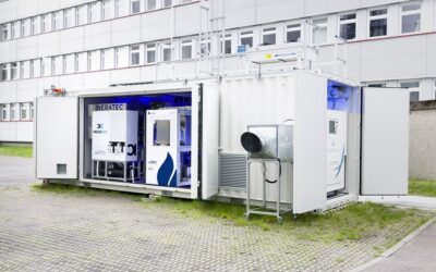 Kohlendioxidneutrale Kraftstoffe aus Luft und Strom