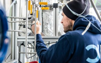 Forschungsprojekt NECOC – vom Treibhausgas zum Hightech-Rohstoff