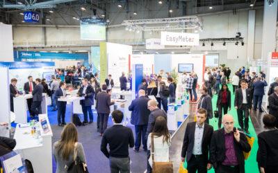 Ausstellungsbereich Smart Energy auf der E-world wächst
