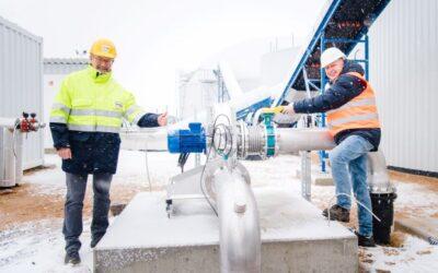 VNG-Tochter Balance eröffnet neue Biogasanlage
