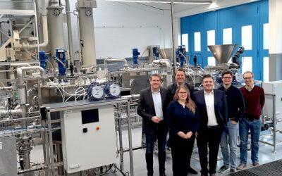 Projekt BioReSt: aus Stroh und Gras mehr Biogas