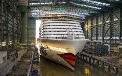 Faszination Energie: Kreuzfahrtschiff AIDAnova