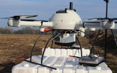 Aus der Praxis: Streckenkontrolle des Leitungsnetzes mit Drohnen