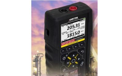 Hand-Druckkalibrator für die Kontrolle der Prozesssteuerung  in der Öl- und Gasindustrie