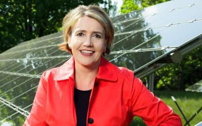 Simone Peter wird neue BEE-Präsidentin
