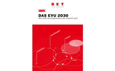 """Zukunftsstudie """"Das EVU 2030"""""""