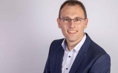 André Martin ist neuer Geschäftsführer von BFE Institut für Energie und Umwelt