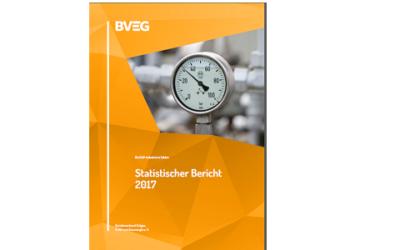BVEG veröffentlicht Statistischen Bericht des Jahres 2017