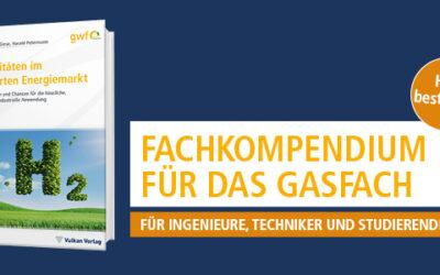 """Neu: Aktuelles Fachkompendium zum Thema """"Gasqualitäten im veränderten Energiemarkt"""""""