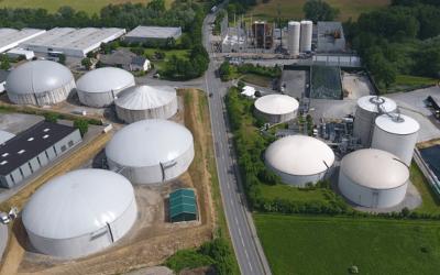 BayWa r.e übernimmt eine der größten Biomethananlagen Deutschlands