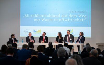 """Mitteldeutschland setzt auf """"grüne"""" Wasserstoffwirtschaft"""