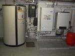 Brennstoffzellentechnik in Haushalten