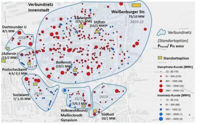 Fachbeitrag: IQ – Innovative Quartierslösungen Nahwärme mit Gastechnologien in Dortmund