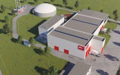 MVV baut Vergärungsanlage für Bioabfälle in Bernburg