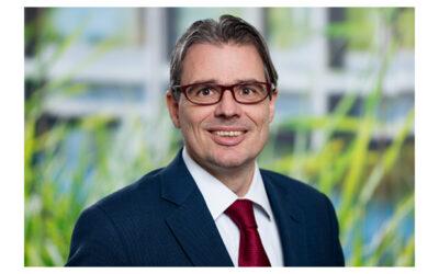 Stefan Borchers neuer Geschäftsführer Finanzen und Dienstleistungen der Vaillant Group