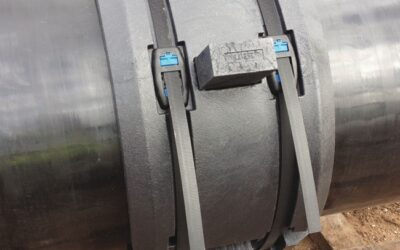 Nylonschlauchklemmen mit patentiertem Verschluss