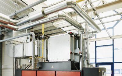 Aus der Praxis: Druckluft-Wärme-Kraftwerk