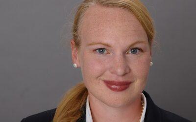 Carolin Kielhorn wird neue OGE-Pressesprecherin