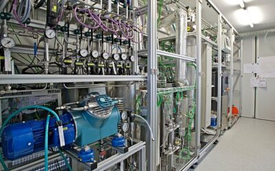 Power-to-Gas: Methanisierung erhöht Produktion von Gas