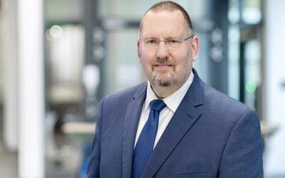 Dirk Wittmann tritt Amt als Arbeitsdirektor der DEW21 an