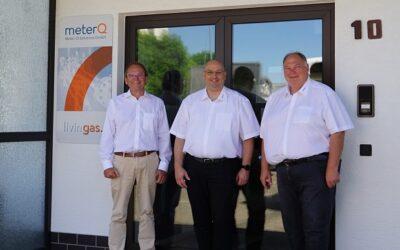 Dr. Jan Suhr verstärkt Meter-Q Solutions GmbH