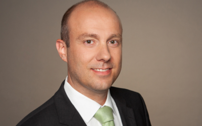 Daniel Mercer neuer Bereichsleiter Business Development der Storengy Deutschland