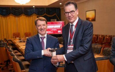 Vertiefende deutsch-russische Zusammenarbeit im Wasserstoff-Bereich geplant
