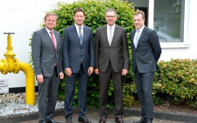 Dietmar Spohn zum Verwaltungsratsvorsitzenden des GWI gewählt
