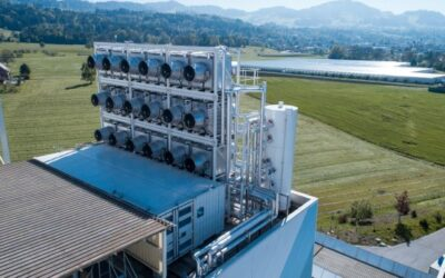 Vom Treibhausgas zum Hightech-Rohstoff – BMWi-Forschungsprojekt NECOC