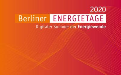 Berliner Energietage starten mit Anmelde-Rekord