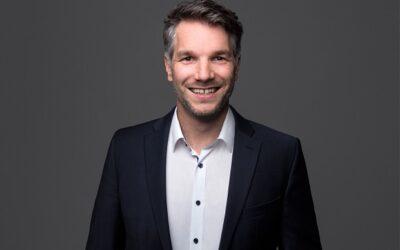 Markus Probst neuer Vertriebsleiter des Geschäftsbereichs Energie der Kisters AG