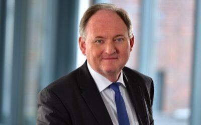 Geschäftsführer der Westfalen Weser Energie Dr. Stephan Nahrath geht in den Ruhestand
