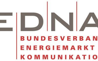 Im Profil: EDNA Bundesverband Energiemarkt & Kommunikation e.V.