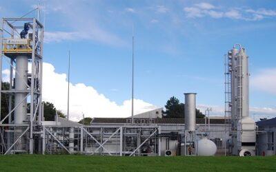 Weltweit größte biologische Power-to-Gas-Anlage speist Biomethan in dänisches Erdgasnetz ein