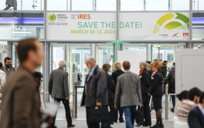 Neuer Termin der Energy Storage Europe steht fest