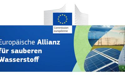 """RWE tritt """"Europäischer Allianz für sauberen Wasserstoff"""" bei"""