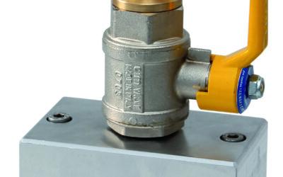Sicheres Trennen und Verschließen von Gasnetzanschlussleitungen