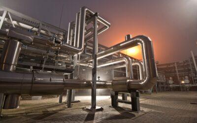 Faszination Energie: Die Erdgasspeicheranlage in Nüttermoor