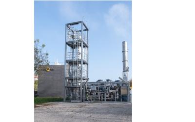 Projektergebnissen zum Power-to-Methane-Projekt von Electrochae und Regio Energie Solothurn