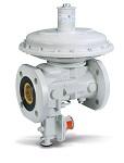 Mitteldruckregelgeräte-Baureihe  MR 50 PN1 mit Gasmangelsicherung