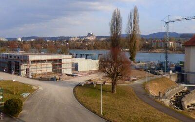 Wasserstoffanlage der Energiedienst in Wyhlen genehmigt