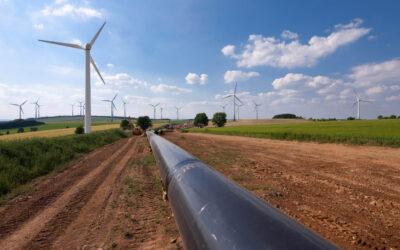 Faszination Energie: Erdgas als Schlüsselressource zur Integration erneuerbarer Energien