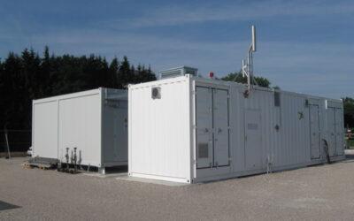 ETOGAS liefert ersten eigen entwickelten Elektrolyseur aus