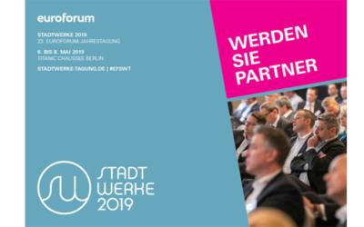Euroforum-Jahrestagung Stadtwerke 2019