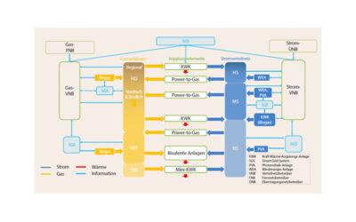Fachbeitrag: Kombinierte Gas- und Stromnetzautomatisierung auf Verteilnetzebene