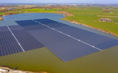 Faszination Energie: Floating-PV-Projekt Bomhofsplas